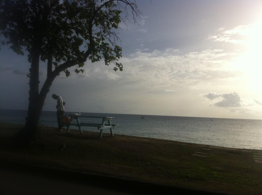 'Postcard' Barbados