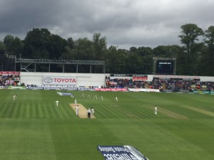 At last, Cricket!